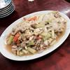 仙台や - 料理写真:肉ネギ玉子炒め