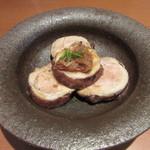 七つ海堂 - 「鶏の紅茶煮ゆずこしょう風味」(2015/9)