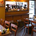 ステーキハンバーグのタケル - お1人さま大歓迎!カウンター席あり