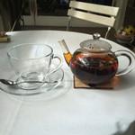 モアノ - 4時の紅茶・ポットサーブ・500円