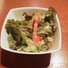 黒焼 - 料理写真:ランチのサラダ