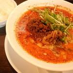 四川担担麺 阿吽 - 坦坦麺(4辛)+ライス 880円