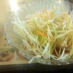 海南飯店 - サラダ