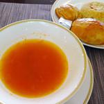 サンマルク - スープ&各種パン