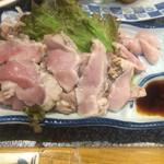 灘のけんか鳥 - 料理写真:もも肉のあぶり