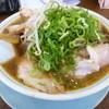 たかばしラーメン - 料理写真:炎ラーメン(並・肉増し)('15.9)