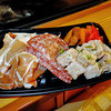 プレーツデリカ - 料理写真:生ハム・ソーセージ・パテ等の盛合せ(2015年9月)