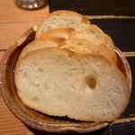 折衷旬彩 香月 - チーズにパン