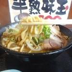 無鉄砲しゃばとん - 太麺!