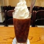 テラス - アイスウインナーコーヒー