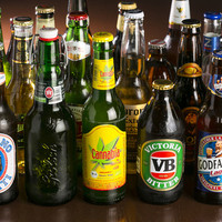 30種類以上の世界のビール