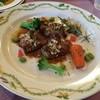 ラ・テラス・クレオール - 料理写真:ヒレポークのアマンディーヌ