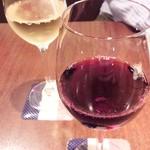 板宿ビストロArata - 本日のグラスワイン 爽やかで美味しかった!