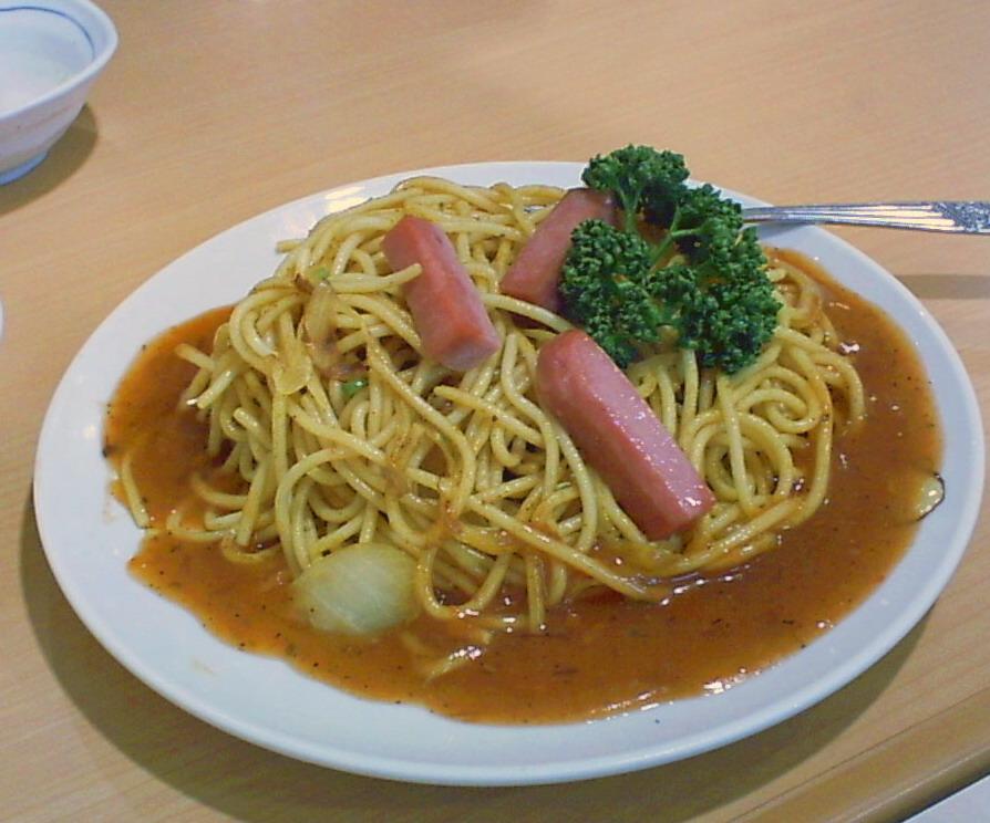スパゲティ コモ