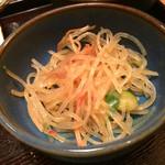 魚馳走亭 ちゃぽん - 日替わり焼魚定食