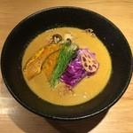 つなぎ - 2015年10月 限定麺
