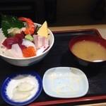 鈴木水産 - 海鮮丼
