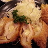 Tonkichi - 料理写真:チキンカツinチーズ
