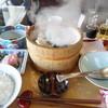 美野幸 - 料理写真:天然真鯛の石焼き定食(2500円)