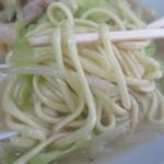 42569681 - ちゃんぽんの麺 コレ旨い!