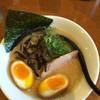 一休 - 料理写真:味玉ラーメン750円