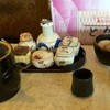 天ぷら倶楽部 - 料理写真:天つゆ、醤油、抹茶塩、生姜等もございます。