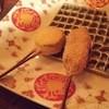 串揚げキッチン だん - 料理写真:1510_だん_牛フィレ肉_魚介スペシャル