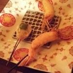 串揚げキッチン だん - 1510_だん_天使の海老
