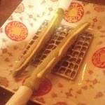 串揚げキッチン だん - 1510_だん_アスパラガス