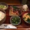 食事処じゅん - 料理写真:焼き鯖定植(900円)
