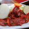 焼肉うず潮 - 料理写真:焼肉ランチ 950円(税別)