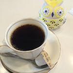 フクロウコーヒー - トラジャ480円