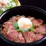焼肉の龍園 - 氷点下エイジング®熟成丼