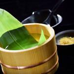 焼肉の龍園 - 水信玄餅