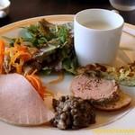 フィデリテ - 前菜