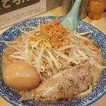 どてちん - ラーメン(中)+味玉