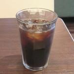 やば珈琲 - アイスコーヒー