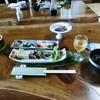 山桃茶屋 - 料理写真:前半 鹿肉が美味!!
