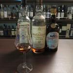 BAR CAPERDONICH  - Macallan 12y old bottle (Oct. 2015)