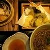 そば うどん 今日亭 - 料理写真:季節の釜飯と天ぷら定食
