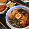 里味 - 料理写真:らーめんセット(1,110円)