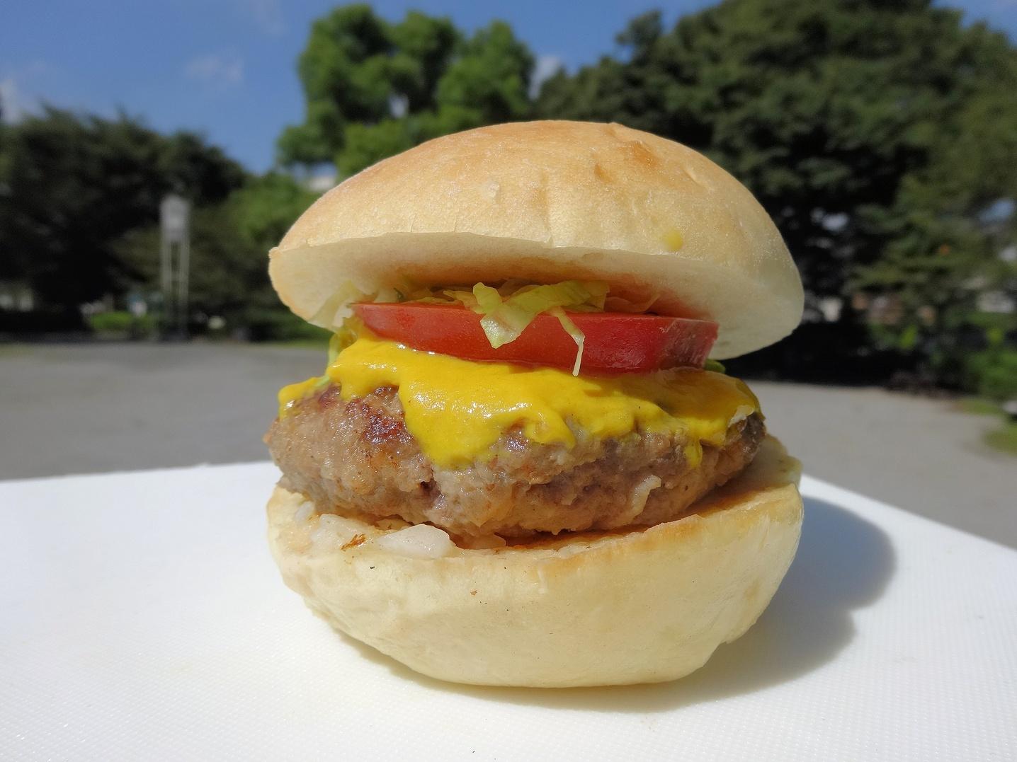 横綱バーガー 吾妻橋店
