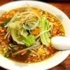 かほる亭 - 料理写真:野菜麻婆ラーメン
