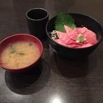 又こい家 - 大トロ丼 1800円