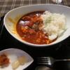 ガスライト - 料理写真:カレーセット¥700