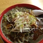がっつり食堂ドカメン - 黒しびれ味噌 2012年1月
