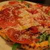 ピッツエリア ファッブリカ トクマル - 料理写真:2015年10月 いつものピザ ルッコラと生ハム