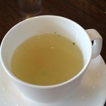 カフェノア - コンソメスープは優しい味