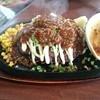ベリーベリーファーム上田 レストラン - 料理写真:ハンバーグ 味噌マヨソース