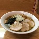 麺処あずき - チャーシュー麺